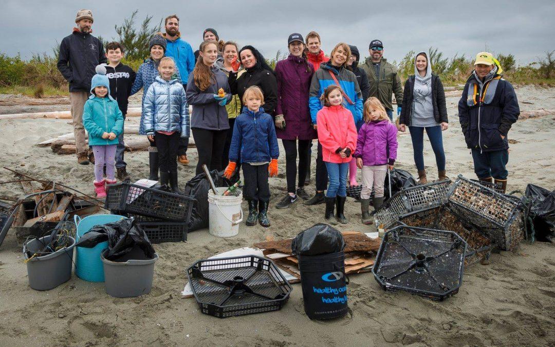 CVRC Beach Clean-Up 2020 – Goose Spit, Saturday 30 May, 1-3pm
